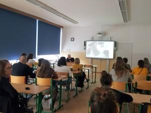 Prezentace Lotyšské školy