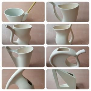 Glazované pohárky