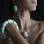 Porcelánový šperk 2