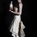 Papírové šaty
