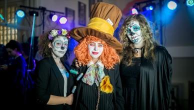 Halloween párty