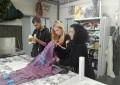 Práce s batikou
